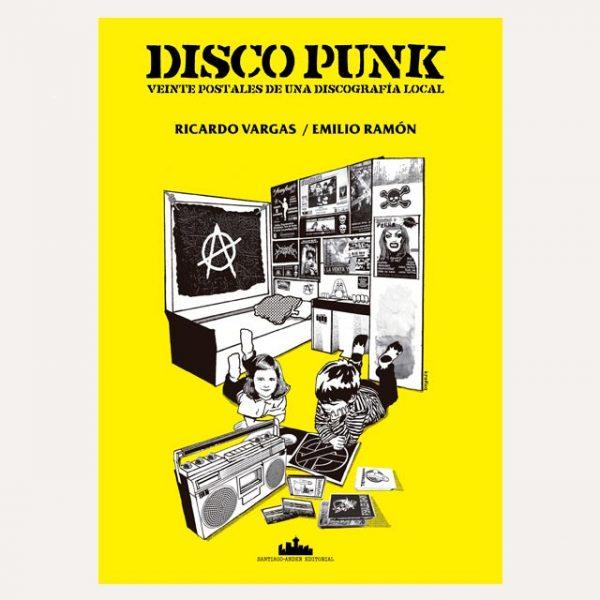 libro-los-peores-de-chile-disco-punk-portada